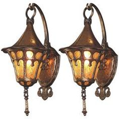 View This Item And Discover Similar Lanterns For Sale At   Wonderful  Storybook Style Porch Light. Vintage Porch Light Fixture In The Storybook,  Tudor, ...