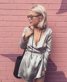 @laurajadestone killing it in our Dream World Playsuit