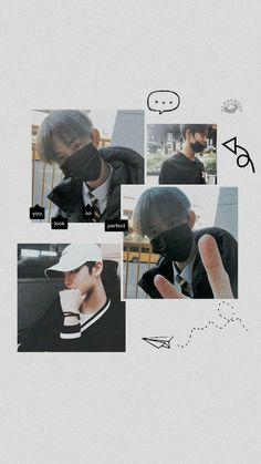 An angel ♡ Jinyoung, K Drama, Aesthetic Lockscreens, Music Drawings, Seventeen Wallpapers, Ulzzang Couple, Cha Eun Woo, My Land, 3 In One