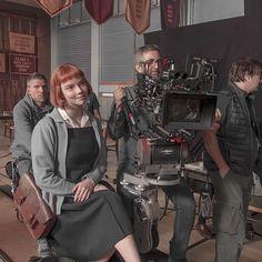 Behind the scenes with Queen's Gambit