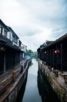 The No.1 Water Town in China - Zhouzhuang by Zhang Dong on 500px