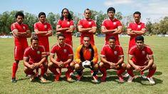 Tonga Polynesian Men, National Football Teams, Tonga