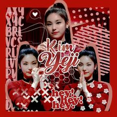 ITZY Kim Yeji Edit Follow Me, Jimin, Korean, Instagram, Korean Language