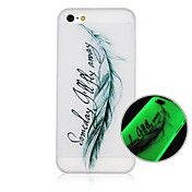 CaseBox® Feather Pattern Fluorescence after S... – USD $ 3.99