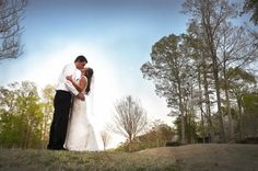 A.S.W. Weddings: Brooke & Reid at he Olde Sycamore Golf Plantation, Charlotte  Bride & Groom Photos  ©Amber S. Wallace Photography North Carolina