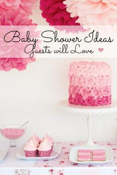 How to plan a baby shower. Tips for picking a theme.