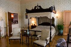Beautiful Homes-Biltmore Estate - one of the gorgeous bedrooms