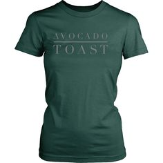 Avocado & Toast - Womens Tee Shirt