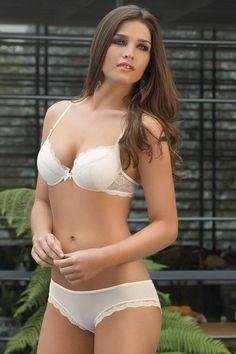 Lara Alvarez looks amazing in this bra! Calendars of sexy models http://sexy-calendars.com Featuring models in bikinis and lingerie.