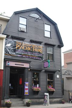 Crow Haven Corner