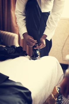 The groom // Photo by Roee. #weddingphotographerminneapolis #groom