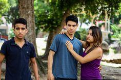 Filme longa metragem Namoro Adolescente. Cine Cast Photography - Via Sat...