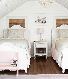 Renovating a Historic Home in Mississippi, cute girls bedroom Shabby Chic Furniture, Bedroom Furniture, Bedroom Decor, Farm Bedroom, Bedroom Ideas, Lego Bedroom, Budget Bedroom, Bedroom Rustic, Girls Bedroom