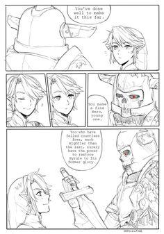A Zelda Blog