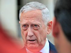 """Mattis on Tuesday called it a """"sad state of affairs"""" when most of America's young males cannot qualify for military service. Jim Mattis, Big Government, Military Service, Freedom Of Speech, Hot Guys, Hot Men, Affair, Sad, Bring It On"""