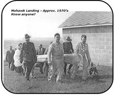 Mohawks of the Bay of Quinte - Tyendinaga Mohawk Territory » Administration and Services » Community Services » Research Newsletter Archive