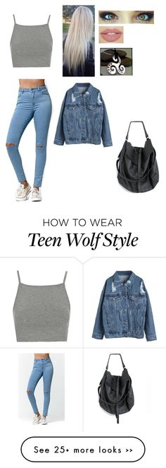 """#1202 Teen Wolf"" by sammygirl995 on Polyvore"