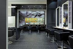 Donato Salon + Spa | Project Location: Toronto, ON, Canada | Firm: II BY IV Design Associates, Inc., Toronto, ON, Canada | Category: Spas/Fitness/Wellness Centers | Award: Global Excellence Awards Best of Category Winner