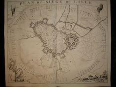 Lille - Nord Pas de Calais - France - Dumont 1729