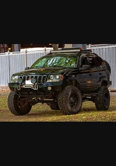 2001 Jeep Grand Cherokee... Yes Please!!!