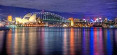 A great collection of HDR images of city landscapes.