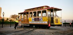 """Cable Car Rental - get """"Historic Car"""" (ask for one w/out roof) $386"""
