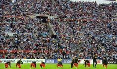 Uruguay comienza con su sueño mundialista y remodelará el mítico Centenario. Diciembre 14, 2015.
