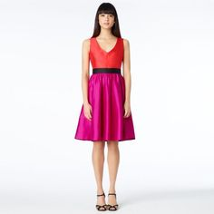 kate spade | normandy dress  really want this to wear to my office christmas party