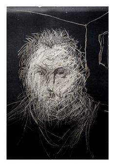 Miquel BARCELÒ, par lui-même Miquel Barcelo, People Art, Make Art, Various Artists, Capes, I Tattoo, Painting & Drawing, Sketching, Collages
