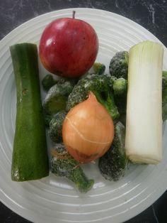 Zucchini, Leek & Broccoli Soup