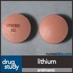 Lithium Carbonate Toxic Dose