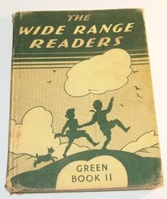 Wide Range Readers - Old School Reading Books. There were Green Books I to IV… 1980s Childhood, My Childhood Memories, School Memories, Sweet Memories, Green Books, Blue Books, Ladybird Books, I Remember When, Vintage Children's Books