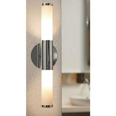 Design Belysning AS - Palmera Dobbel - Vegglamper - Baderom - Innebelysning