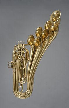 Trombone à pistons - Sax mindre kända?