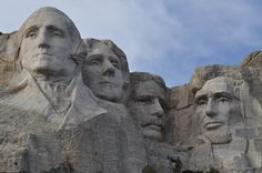 Mt Rushmore....unbelievable...loved it