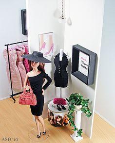 Designer Dress boutique