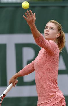 Camila Giorgi @ French Open 2013 #WTA #RolandGarros
