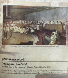 Cicero Against Catilina