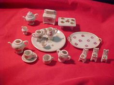 Occupied Japan Miniature items Lot of 18 by VintageAudioPlus