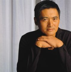 Chow Yun Fat.  I don`t really go for Asian men but he`s an exception.