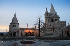 Mátyás Church - Budapest, Hungary
