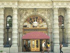 Ellicott Square Building, Buffalo, NY, Daniel Burnham & Co.