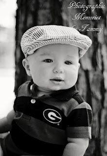 Handsome...