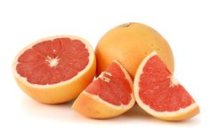Have rough, dry, and cracking elbows and knees? Take a 15 minute shower to exfoliate skin. Cut one grapefruit in half and lay it on your elbows or knees for 15 minutes.  The acidity of the fruit will help smooth the rough skin.