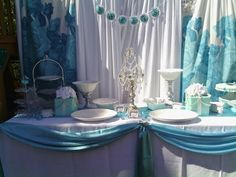 """Photo 1 of 11: Tiffany Blue / Bridal/Wedding Shower """"k & J and CO."""" 