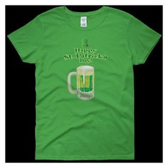 """""""Ladies get your St' Patrick's Day shirts at 3bstylez.com"""" by brian-bstylez on Polyvore"""