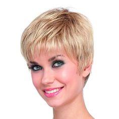 Carol Monofilament Hair Power Ladies Wig By Ellen Wille | Monofilament Wig…