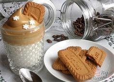 Káva Dalgona | NejRecept.cz Naan, Peanut Butter, Dairy, Cheese, Coffee, Drinks, Syrup, Kaffee, Drinking