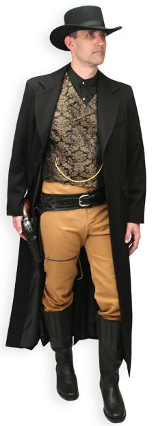 Menu0027s Old West Costumes  sc 1 st  Pinterest & 170 best Western-style Steampunk images on Pinterest | Steampunk ...