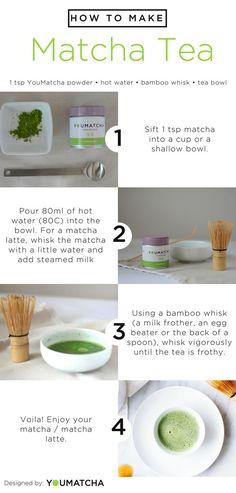 How to Make Matcha Tea At Home #youmatcha #premiummatcha #matchagreentea #matchatea #ceremonialgrade